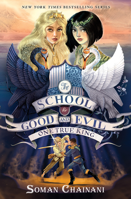 Image for SCHOOL FOR GOOD AND EVIL: ONE TRUE KING (NO 6)
