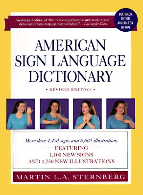 Image for American Sign Language Dictionary