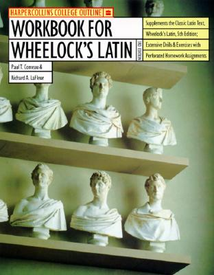 Image for Workbook for Wheelock's Latin (Harpercollins College Outline Series)