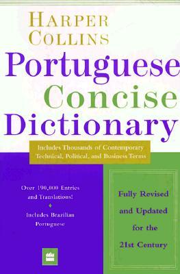 Image for Collins Portuguese Concise Dictionary, 2e (HarperCollins Concise Dictionaries) (English and Portuguese Edition)