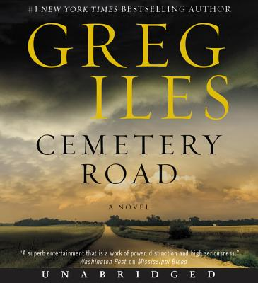 Image for Cemetery Road CD: A Novel