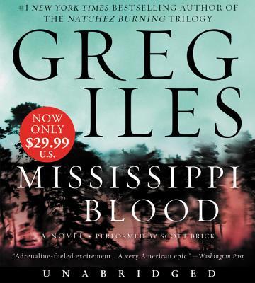 Image for Mississippi Blood Low Price CD: A Novel (Penn Cage Novels)