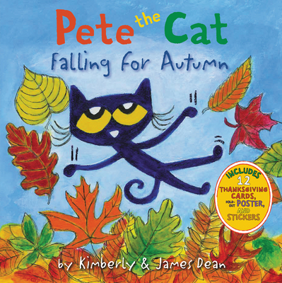 Image for PETE THE CAT FALLING FOR AUTUMN