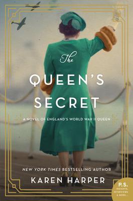 Image for QUEEN'S SECRET: A NOVEL OF ENGLAND'S WORLD WAR II QUEEN