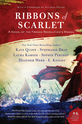 Image for RIBBONS OF SCARLET: A NOVEL OF THE FRENCH REVOLUTION'S WOMEN