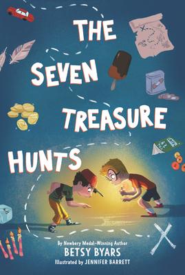 Image for SEVEN TREASURE HUNTS