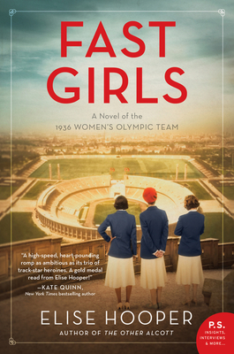 Image for Fast Girls: A Novel of the 1936 Women's Olympic Team