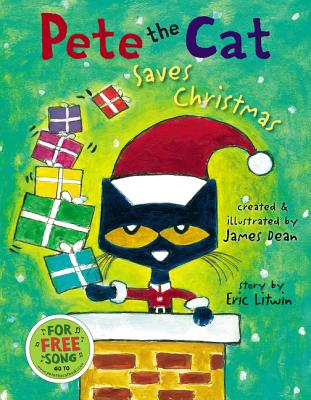 Image for PETE THE CAT SAVES CHRISTMAS