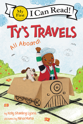 Image for TY'S TRAVELS: ALL ABOARD! (MY FIRST I CAN READ!)