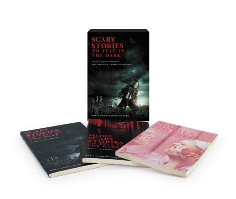Image for Scary Stories 3-Book Box Set Movie Tie-in Edition: Scary Stories to Tell in the Dark, More Scary Stories to Tell in the Dark, Scary Stories 3