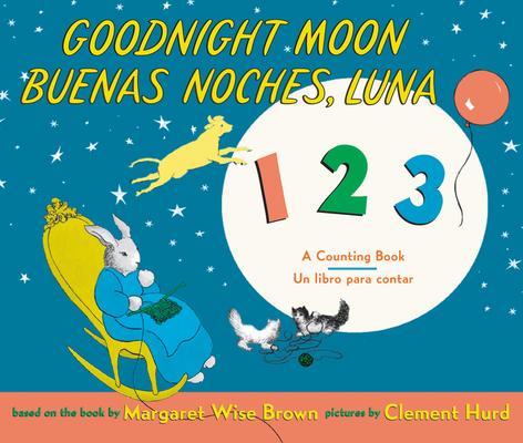 Image for Goodnight Moon 123/Buenas noches, Luna 123: Bilingual Edition