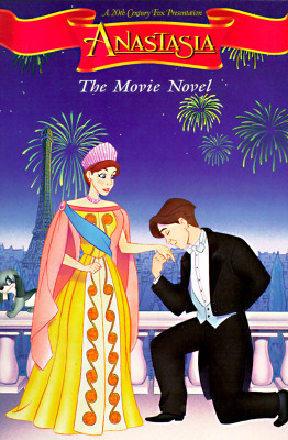 Image for Anastasia: The Movie Novel