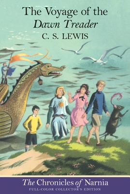 Image for The Voyage of the Dawn Treader (The Chronicles of Narnia, Book 5, Full-Color Collector's Edition)