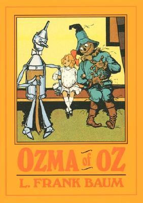 Image for Ozma of Oz (Books of Wonder)