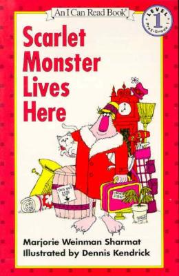 Image for Scarlet Monster Lives Here