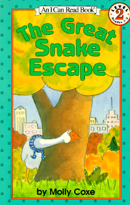 Image for The Great Snake Escape (I Can Read Book 2)