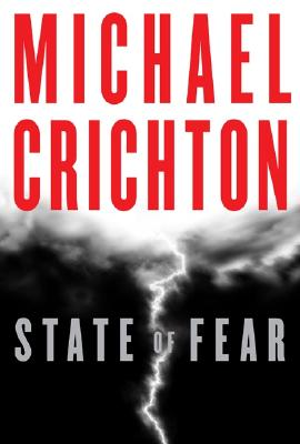 Image for State Of Fear   **SIGNED 1st Edition/1st Printing**