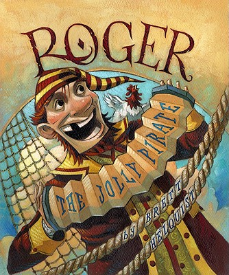 Image for ROGER THE JOLLY PIRATE