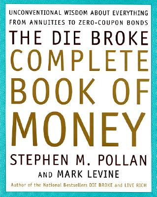 Image for The Die Broke Complete Book of Money