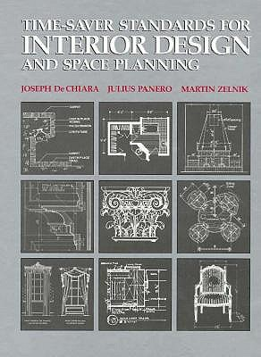 Image for TIME-SAVER STANDARDS FOR INTERIOR DESIGN AND SPACE PLANNING