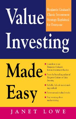 Image for Value Investing Made Easy: Benjamin Graham's Classic Investment Strategy Explain