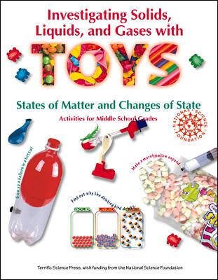 Image for Investigating Solids, Liquids, and Gases with Toys