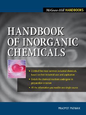 Image for Handbook of Inorganic Chemicals