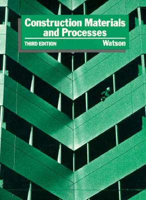 Image for Construction Materials and Processes