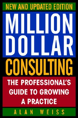 Image for MILLION DOLLAR CONSULTING
