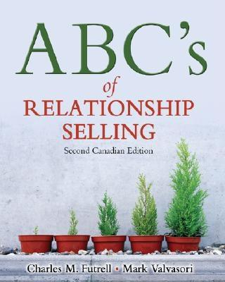 Image for ABC's of Relationship Selling