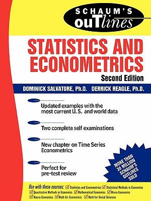 Image for Schaum's Outline of Statistics and Econometrics, Second Edition (Schaum's Outline Series)