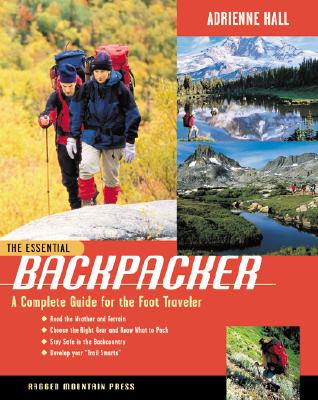 Image for ESSENTIAL BACKPACKER : A COMPLETE GUIDE
