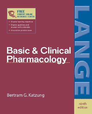 Image for Basic & Clinical Pharmacology (ninth edition)