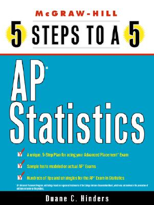 Image for 5 Steps to a 5 on the AP: Statistics