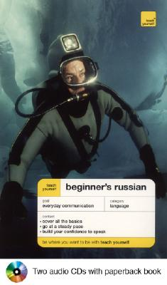 Image for Teach Yourself Beginner's Russian Audiopackage