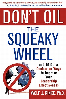 Image for Don't Oil The Squeaky Wheel