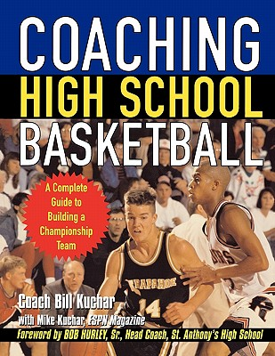 Image for COACHING HIGH SCHOOL BASKETBALL : A COMP