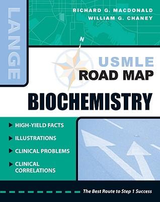 Image for USMLE Road Map Biochemistry (LANGE USMLE Road Maps)