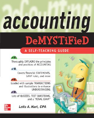 Image for Accounting Demystified: A Self-Teaching Guide