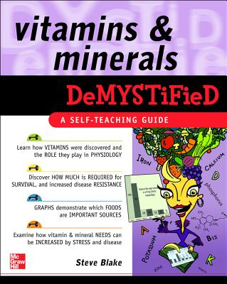 Image for Vitamins And Minerals Demystified