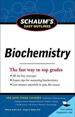 Image for Schaum's Easy Outline of Biochemistry, Revised Edition (Schaum's Easy Outlines)