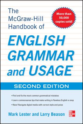 Image for McGraw-Hill Handbook of English Grammar and Usage