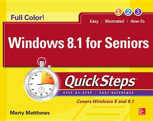 Image for Windows 8.1 for Seniors QuickSteps