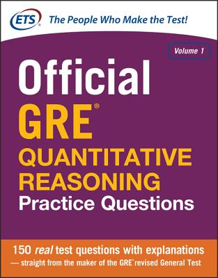 Image for Official GRE Quantitative Reasoning Practice Questions
