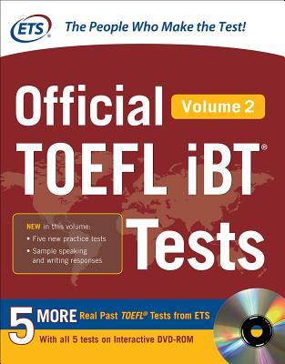 Image for Official TOEFL IBT Tests Volume 2