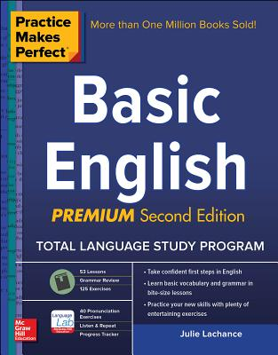 Image for Practice Makes Perfect Basic English