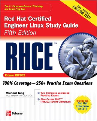 Image for RHCE Red Hat Certified Engineer Linux Study Guide (Exam RH302) (Certification Press)