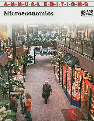 Annual Editions Microeconomics 2002-2003 (Annual Editions: Microeconomics) (Paperback), Don Cole