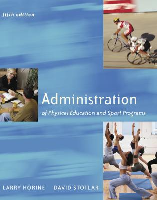 Image for Administration Of Physical Education And Sport Programs