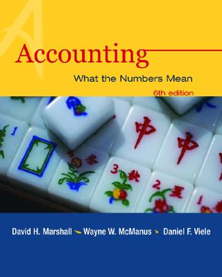 Image for Accounting: What the Numbers Mean